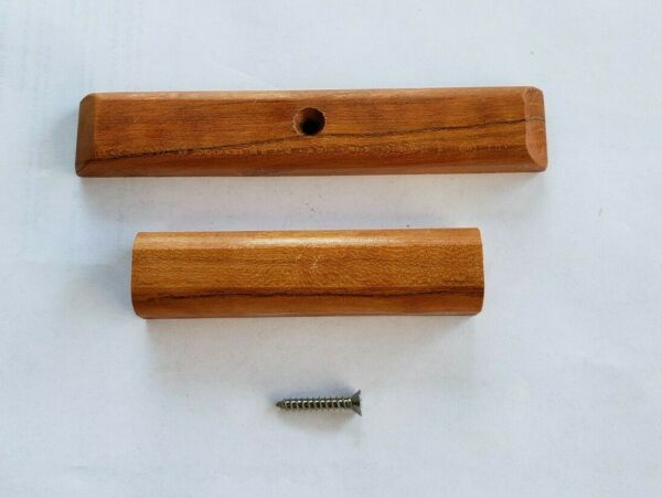 Cherry Wood Replacement Handle for Weber Charcoal Grill $11.99