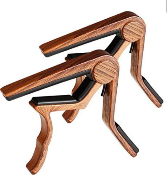 Guitar Capo 2 Pack Capo for Acoustic Guitar Electric and Classical Guitar Capo $24.99