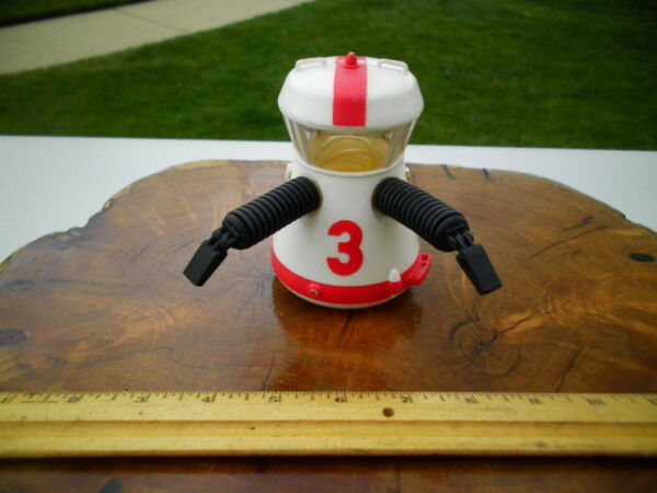 Vintage Major Matt Mason Space Moon Suit With Replacement Arms Nice Condition