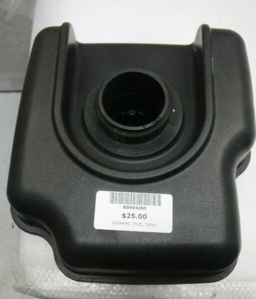 Fuel tank off of Simplicity snow blower 1694440 Part Number: BS694260
