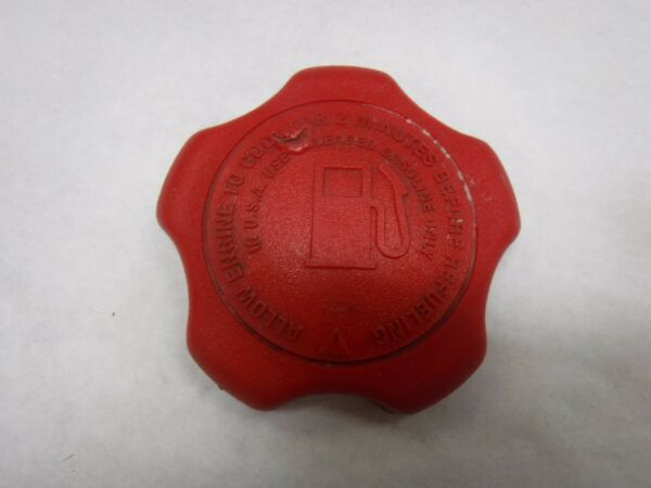 Fuel cap off of Simplicity snow blower 1694440 Part Number: BS792647