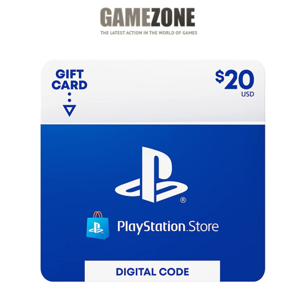 $20 PlayStation Store USD Card PS PSN US Store Instant Code PS4 PS3 PSP $22.99