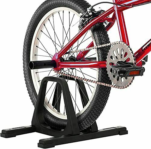 RAD Cycle Bike Stand Portable Floor Rack Bicycle Park for Smaller Bikes $26.32