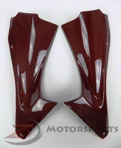 2006 2007 Yamaha R6 Carbon Fiber Upper Front Dash Airduct Cover Fairing Cowling $149.95