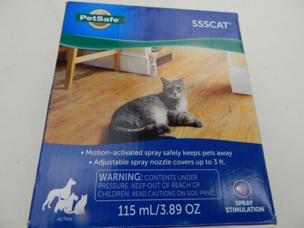 PetSafe SSSCat Small Dog and Cat Motion Activated Spray Deterrent PPD00 16168 $19.99