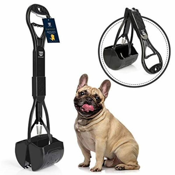 DEGBIT Non Breakable Dog Pooper Scooper For Large amp; Small Dogs Long Handle New $13.67