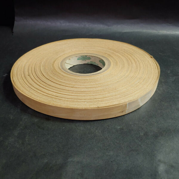 Edgemate Panel Edging Wood Tape Light PARTIALLY USED ROLL 10 3 8quot; Diameter $25.98