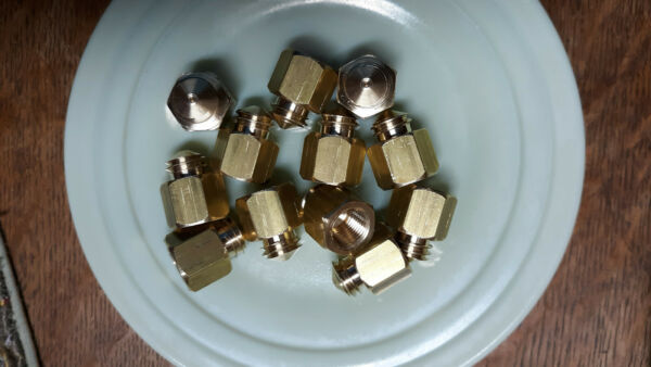 Coleman Model AA Lamp gas tips NEW manufacture $20.00