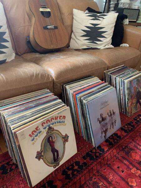 $5 ea Vinyl Records LPs Rock Country Classic Folk Pick amp; Choose VG Or Better