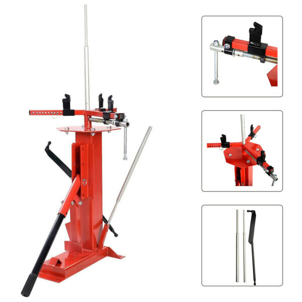 4quot; to 16 1 2quot; Portable Multi Tire Changer for Motorcycle Trailer Bike ATV Truck $126.99