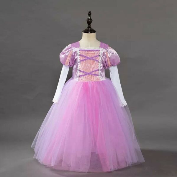 Rapunzel Dress Up Party Costumes for Girls $9.99