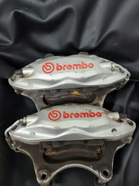 Front Brembo Calipers G8