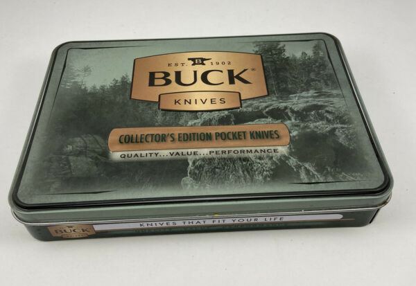Buck Pocket Knives New in package