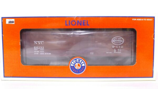 Lionel O New York Central Wood Sided Reefer Refrigerator Car 6 26181 READ NEW? $24.99
