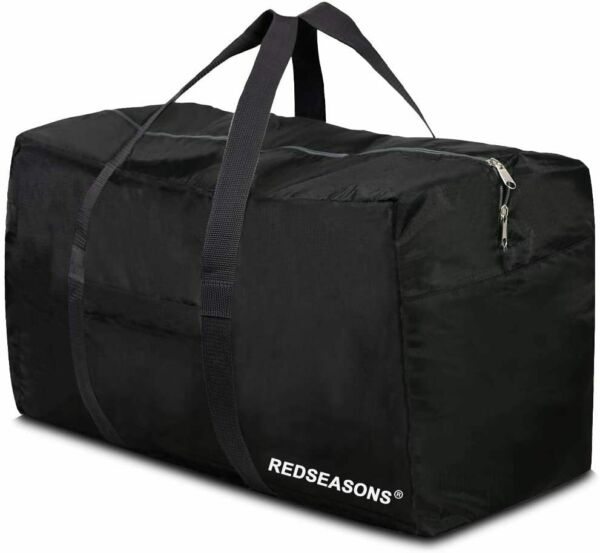 Extra Large Duffle Bag Travel Luggage Sports Gym Tote Men Women 96L Waterproof $14.89