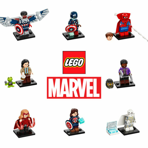 LEGO Marvel Collectible Minifigures 71031 Brand New SELECT YOUR MINIFIG