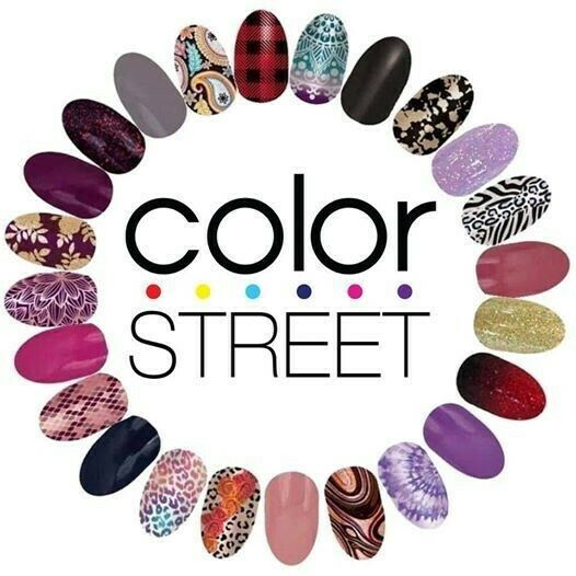 Color Street Nail Strips PICK YOUR NAILS IN STOCK ITEMS $10.00