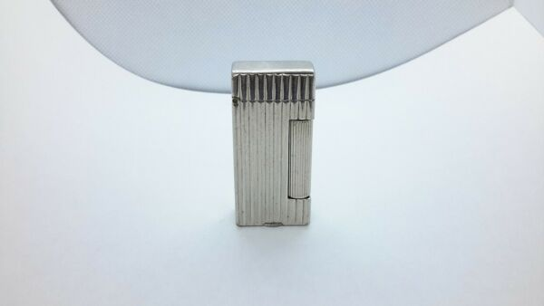 Dunhill Rollalite Silver Tone Lighter $99.99