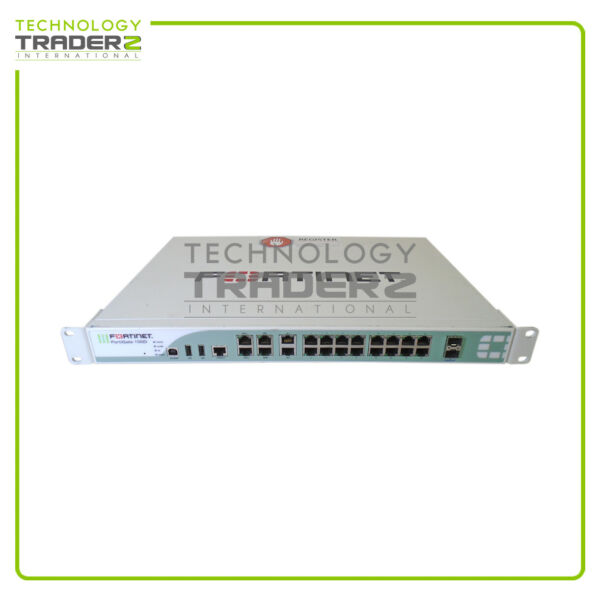 FG 100D Fortinet FortiGate 100D Series Firewall Security Appliance w Ears