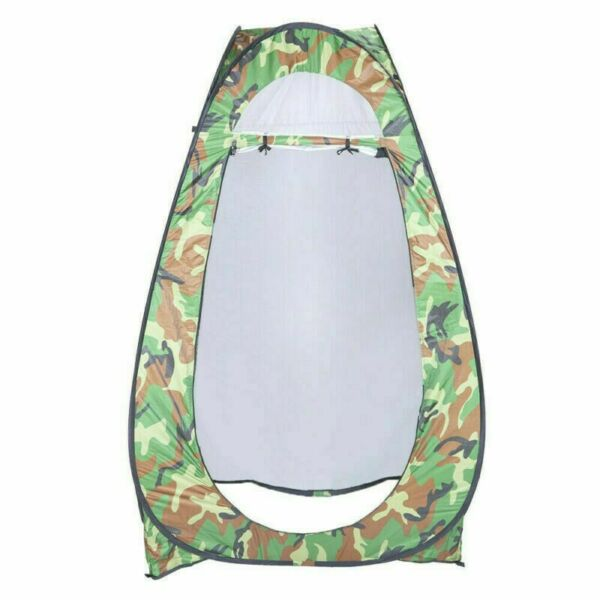 Pop Up Tent Instant Portable Shower Tent Outdoor Privacy Toilet amp; Changing Room $23.99