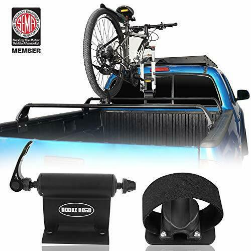 Universal Bike Car Carrier Quick Release Alloy Fork Lock Alloy Bed Roof $60.02