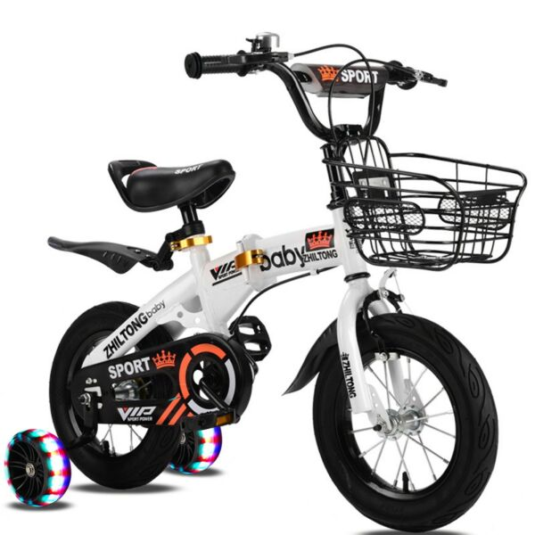 Kids Bike for Boy Girls Bicycle with Training Wheels 12 Inch 2 4 years Old $92.99