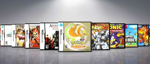 Custom Replacement Nintendo DS Covers W EU STYLE Cases Titles K P NO GAMES $9.99