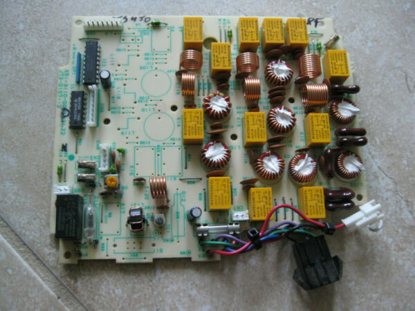Kenwood TS 450S Filter Unit X51 3110 01 in Excellent shape working as it should $65.00