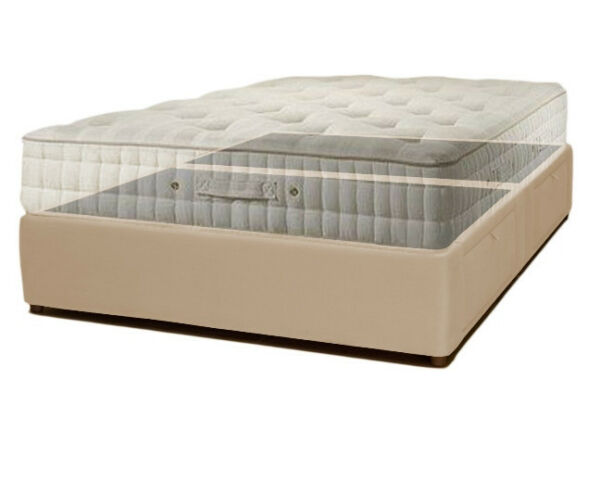 Storage Platform Bed with 4 Drawers