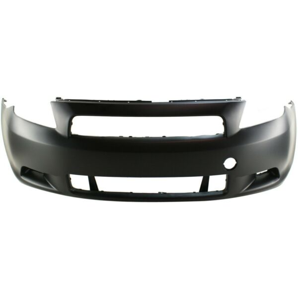 Front Bumper Cover For 2005 2010 Scion TC with Fog Lamp holes Primed 5211921906 $73.10