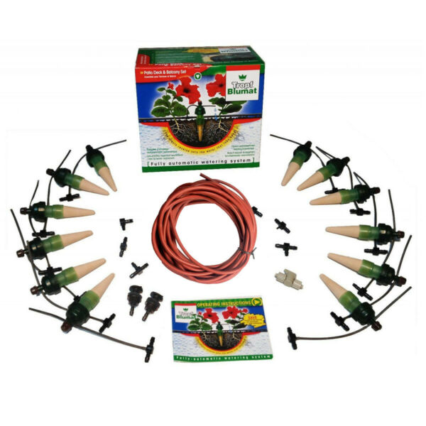 Blumat Deluxe Medium Box Kit - Automatic Irrigation for Up To 12 Plants (Deluxe) $104.00