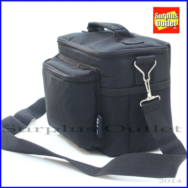 Insulated Lunch Bag With Adjustable Shoulder Strap