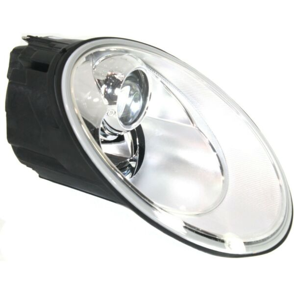 Headlight For 2006 2008 2009 2010 Volkswagen Beetle Right With Bulb