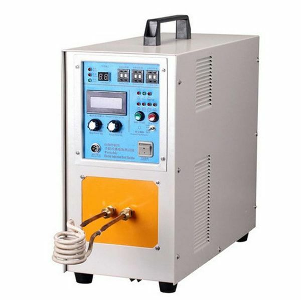 15KW 30-80KHz High Frequency Induction Heater Furnace LH-15A