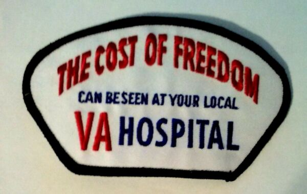The Cost of Freedom Can Be Seen at Your Local VA Hospital $5.39