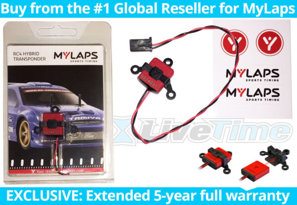 MyLaps Transponder Hybrid RC4 2 wire for R C Cars AMBrc AMB rc NEW $119.99