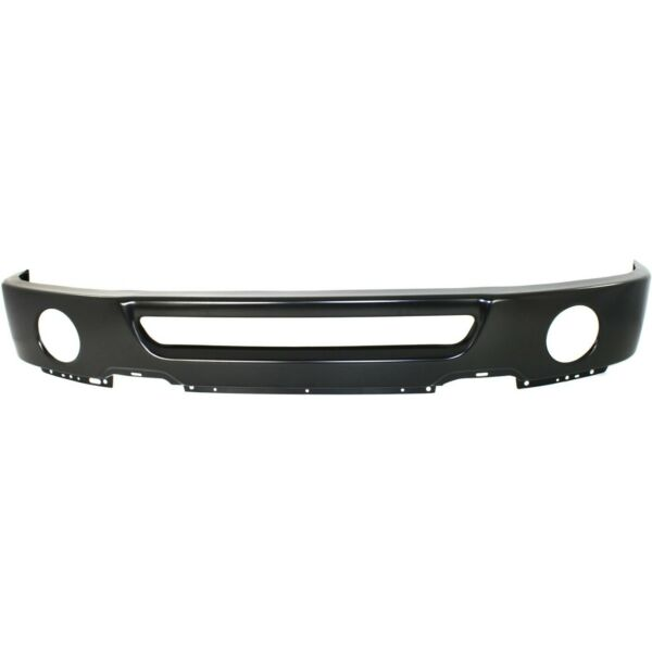 Front Bumper For 2006 2008 Ford F 150 w spoiler prov w air amp; fog light holes