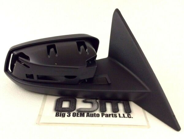 2013 2014 Ford Mustang RH Passenger Side Mirror with Pony Logo Projection new OE