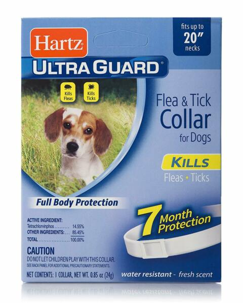 Ultraguard Flea Tick Dog Collar 20quot; White 1 ea Pack of 2 $8.03