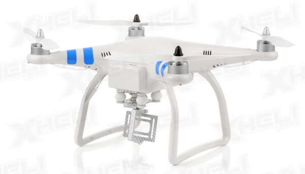 Aerosky X350 Quadcopter GPS 2.4ghz Ready to Fly Drone free Telemetry Module