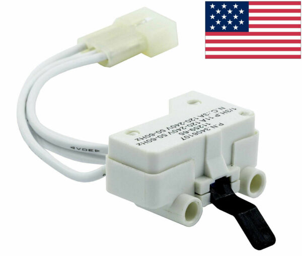 Whirlpool Kenmore Maytag Amana Dryer Door Switch (Check Model Fit List Below)