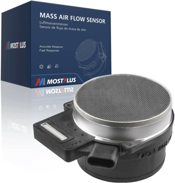 Mass Air Flow Sensor Meter MAF For Cadillac Chevy GMC Silverado 25318411 AF10043
