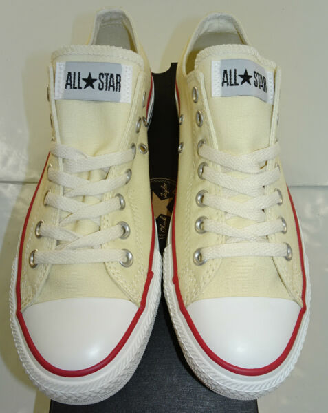 CONVERSE All Star Chuck Taylor Oxford Sneaker  M9165   Unbleached White   Medium