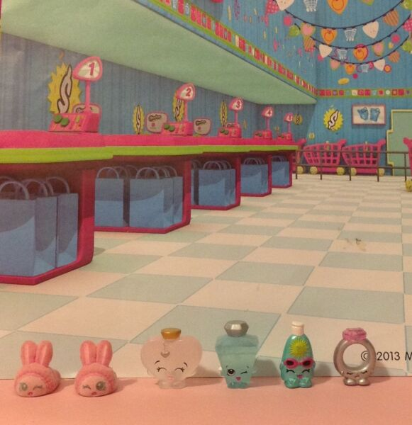 SHOPKINS Season 34 and (EASTER EGG LIMITED EDITION + SHOPKINS) (SEPARATELY)