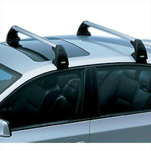 OEM BMW 5 SERIES F10 BASE SUPPORT FOR ROOF RACK ACCESSORIES **NEW**