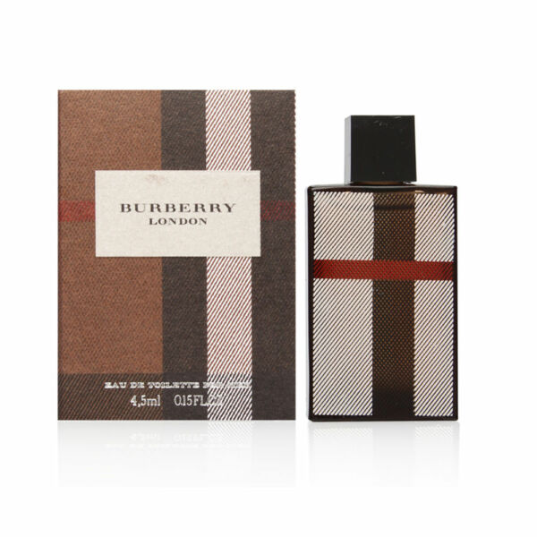 Burberry London by Burberry for Men 0.15 oz EDT Mini Brand New $9.49