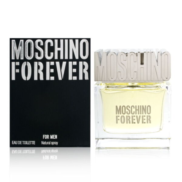 Moschino Forever by Moschino for Men 1.0 oz EDT Spray Brand New $18.95