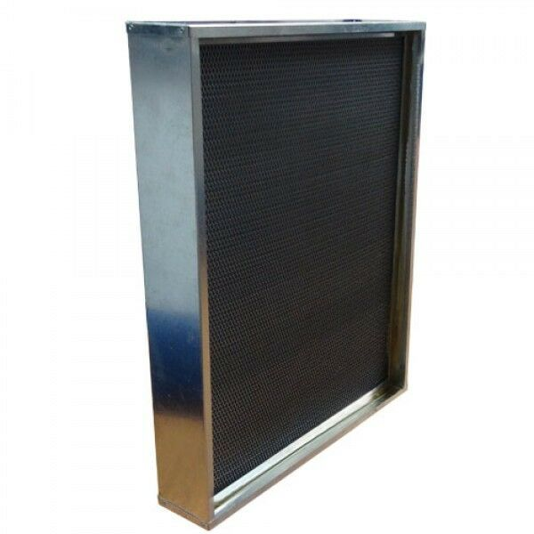 AIR FILTER 16 X 25 X 5 ELECTROSTATIC WASHABLE PERMANENT FURNACE FILTER