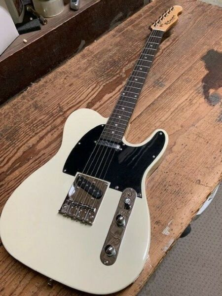 NEW LIGHTWEIGHT STRAT STYLE 12 STRING ELECTRIC GUITAR NATURAL FINISH