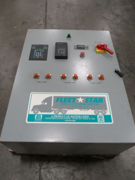 Integrated Motor Controller 100 HP Soft Start Size 5 with Components
